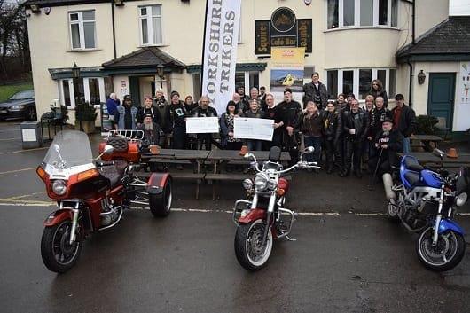 yorkshire trikers fund raising achievements back street heroes