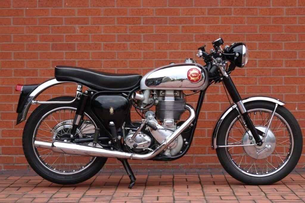 1st Prize 1960 BSA DBD34 Gold Star 500cc Worth Over GBP20000