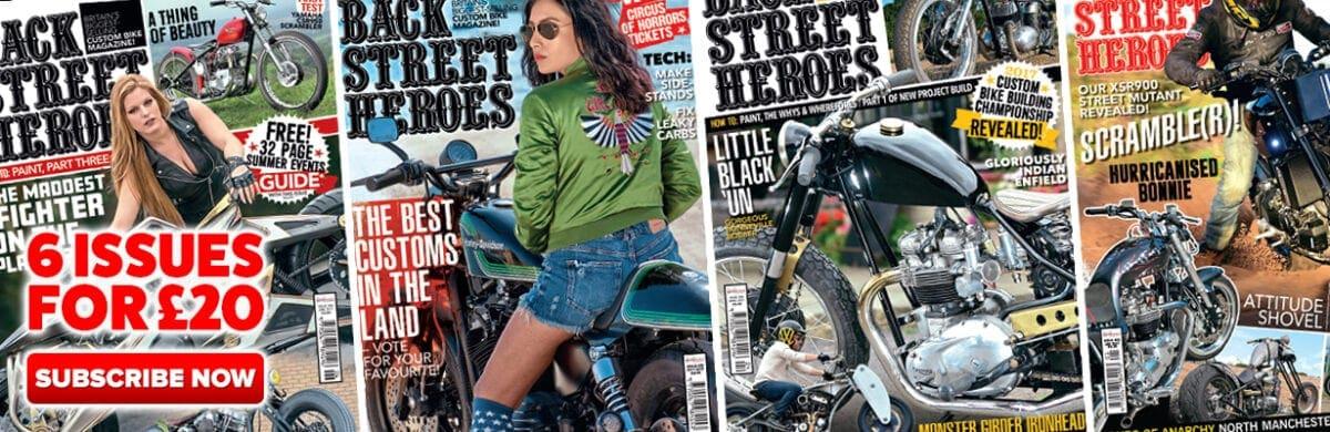 Back Street Heroes