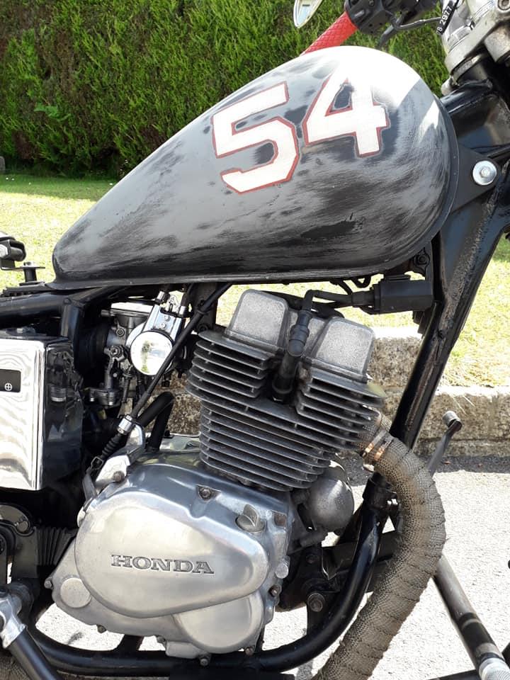 250 Honda Rebel – Back Street Heroes