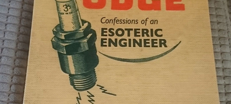 CRAZY ODGE: CONFESSIONS OF AN ESOTERIC ENGINEER
