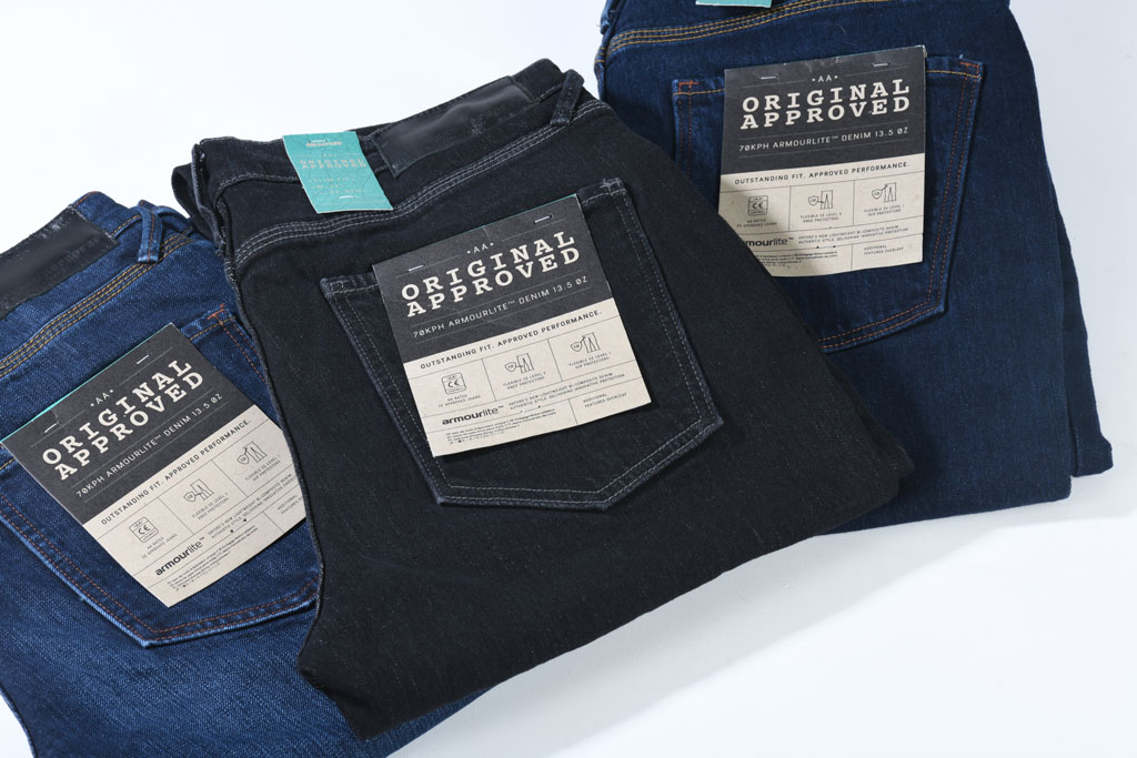 Oxford jeans