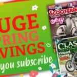 Spring sale across magazines